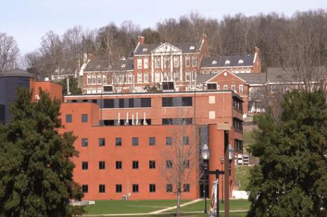 Alabama A&M university building