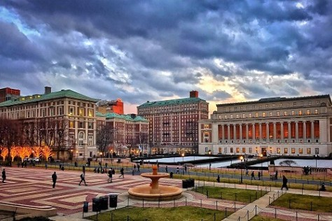 Columbia University offers programs for students without GRE scores