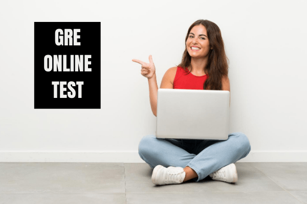 GRE Online test at Home