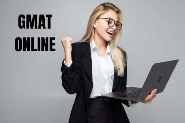 Take GMAT online