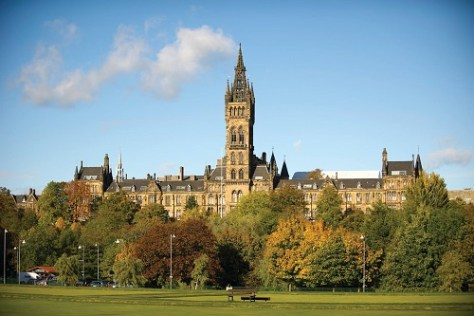 Glasgow Best UK universities for psychology