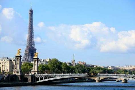 Paris  is one of the cheapest countries to study abroad for Indian students