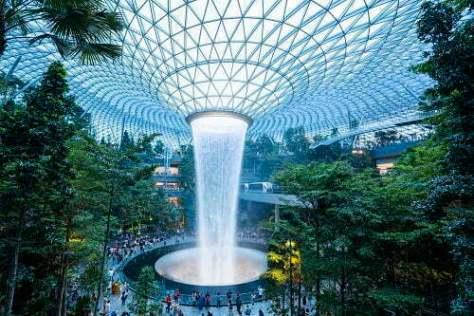 Singapore-Changi Airport