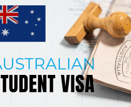 How to apply for the Australian student visa