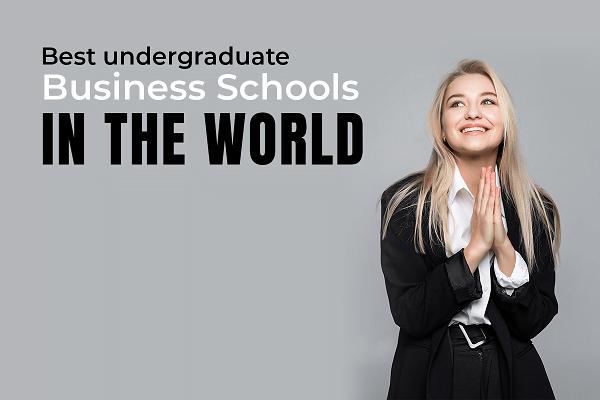 Best undergraduate business schools in 2021