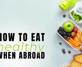 12 easy and healthy meals for students while they study abroad