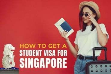 Singapore student visa