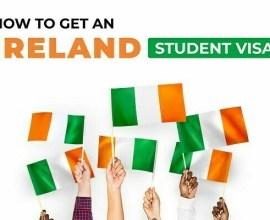 Ireland student visa requirements