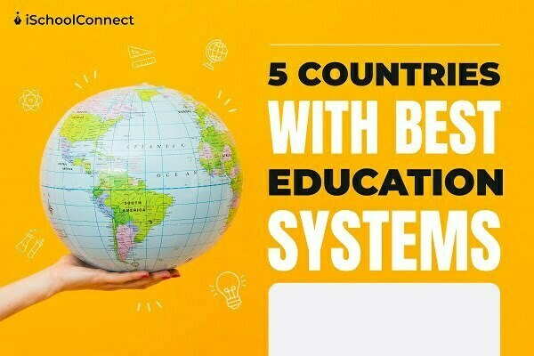 5 countries with best education systems in the world
