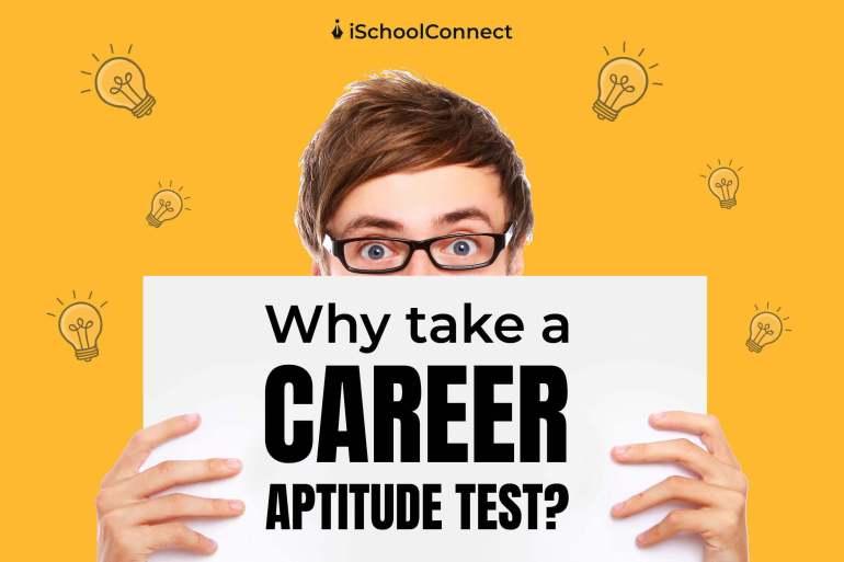 Why take a career aptitude test