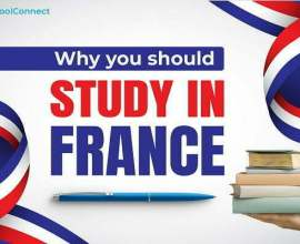 Why you should study in France