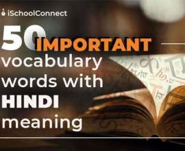 50 Word meaning in Hind