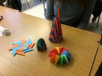 Amazing paper constructions