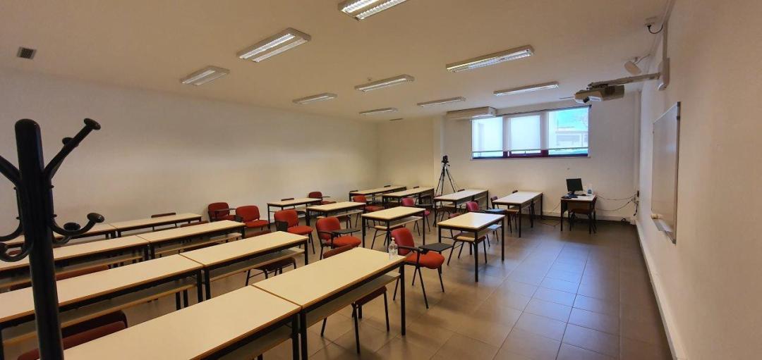 isica sala de aula