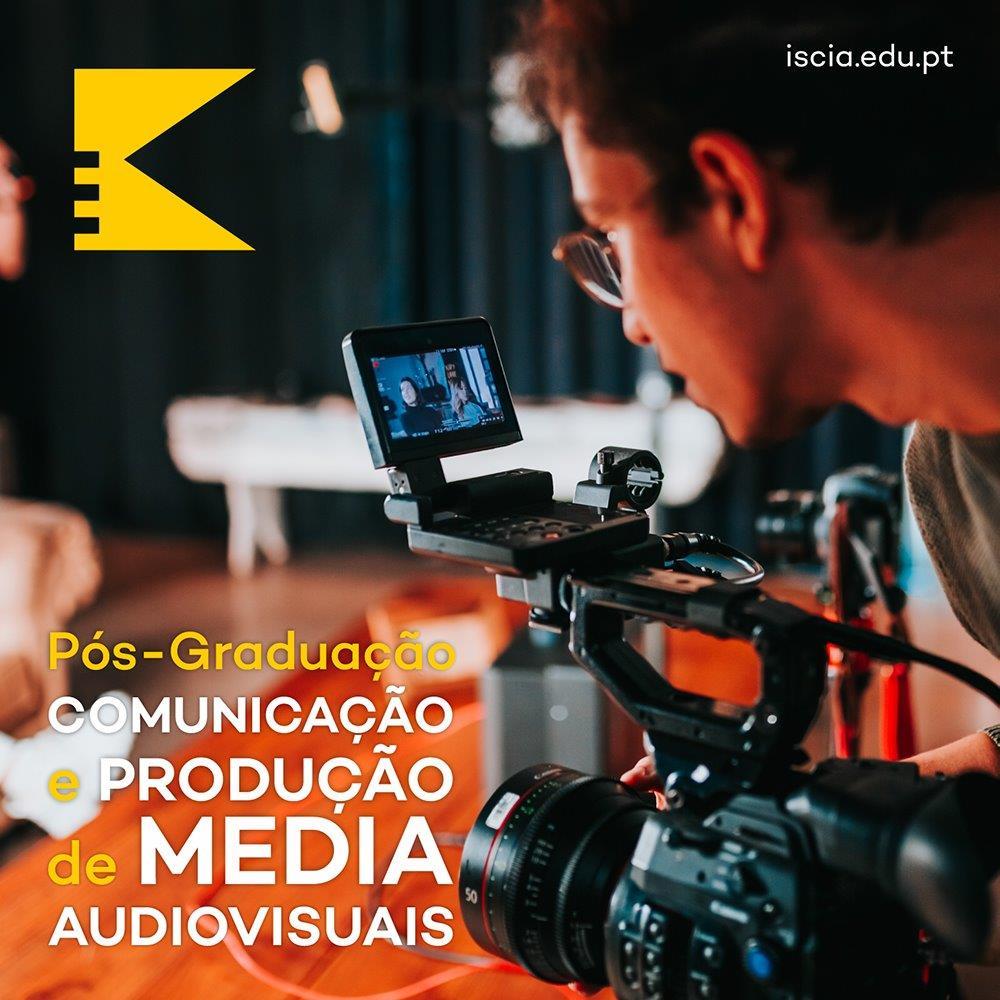 pg comunicacao e produção de media audiovisuais