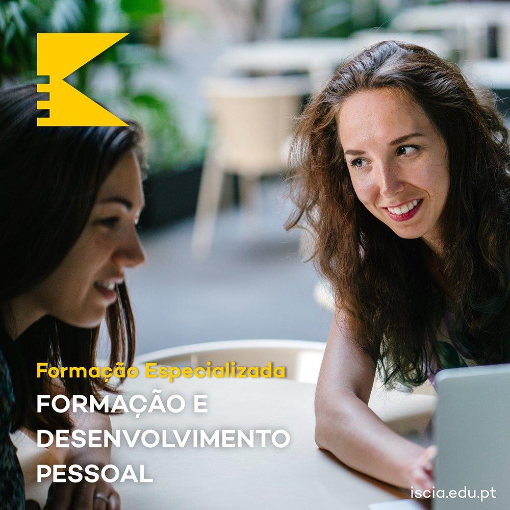 iscia formação especializada formação e desenvolvimento pessoal