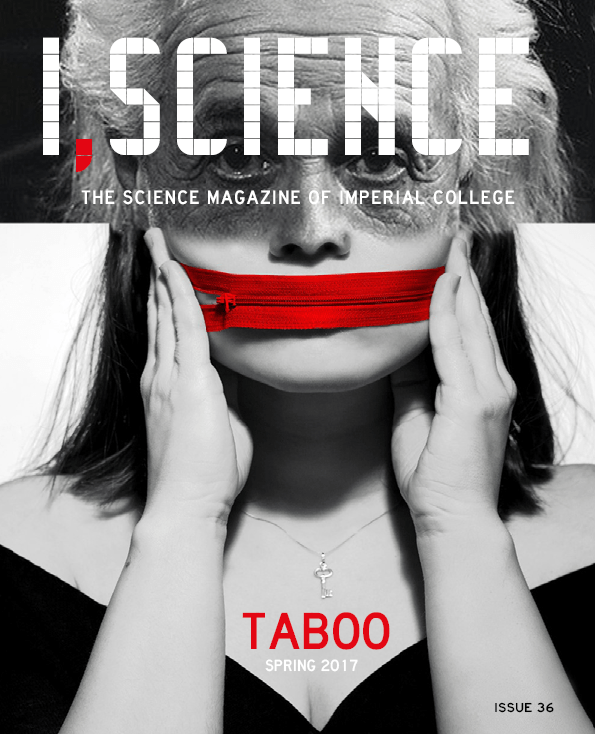 I,Science Magazine Taboo Cover