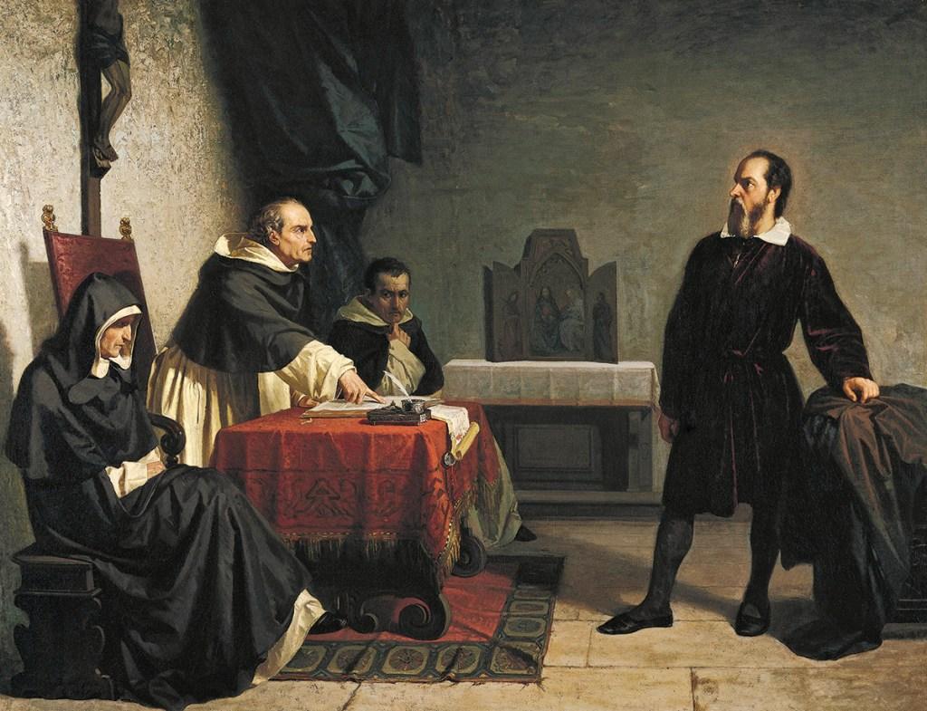 Galieo's Inquisition