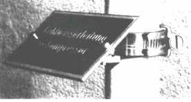Schilderbügel 45°