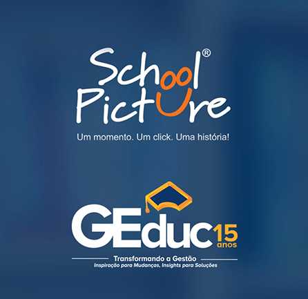 School Picture e Geduc logo