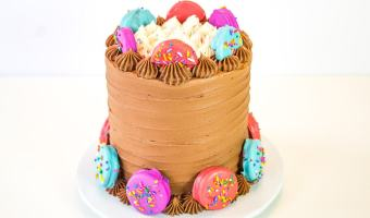 Oreo Insanity Cake