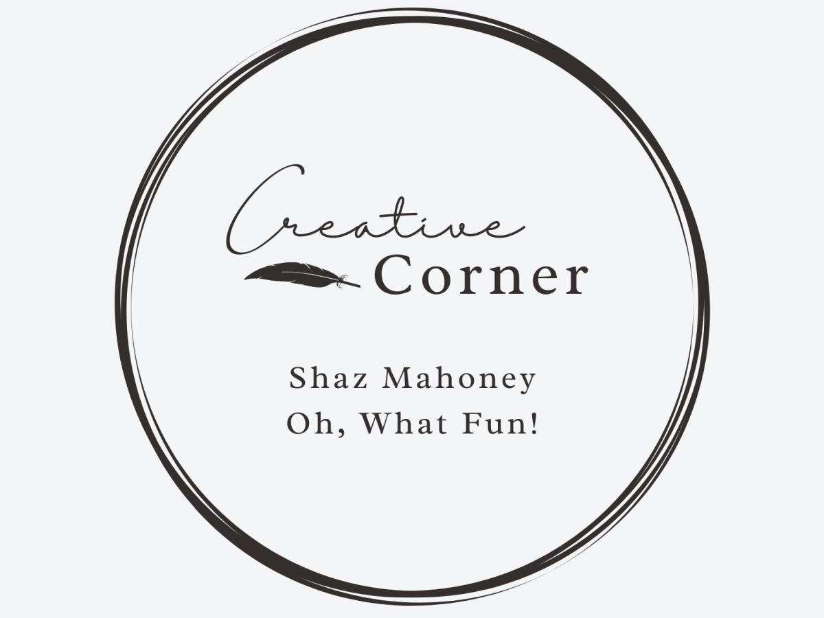 iScribe Creative Creative Corner Blog Header Image - Shaz Mahoney