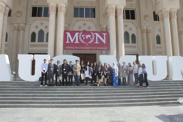 American University Of Sharjah S Model United Nations