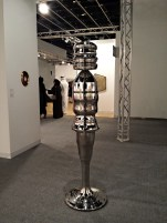 abu dhabi art fair 2014 - isculptre contemporary art gallery san gimignano tuscany