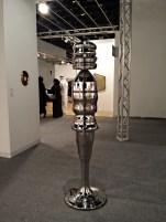 abu dhabi art fair 2014 - isculptre contemporary art gallery san gimignano tuscany