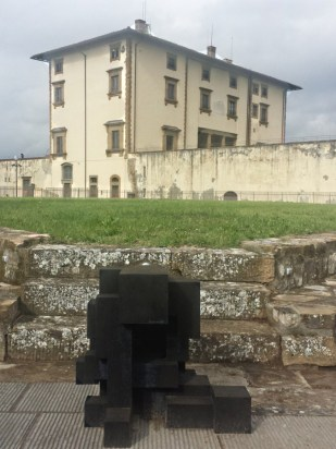 isculpture contemporary art gallery san gimignano castello di casole firenze