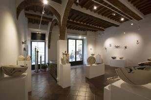 isculpture contemporary art gallery san gimignano castello di casole_ fuga_risalita 3