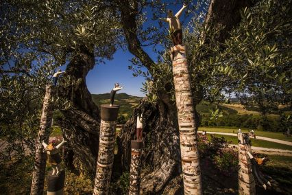 mariano fuga isculpture contemporary art gallery san gimignano castello di casole_ sculpture park