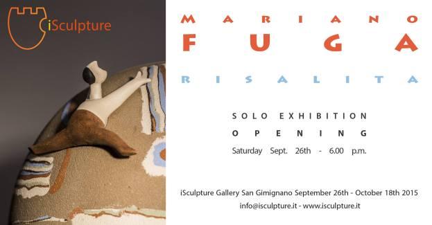 mariano fuga isculpture contemporary art gallery san gimignano castello di casole
