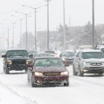 Cold Weather Driving Tips and Kits