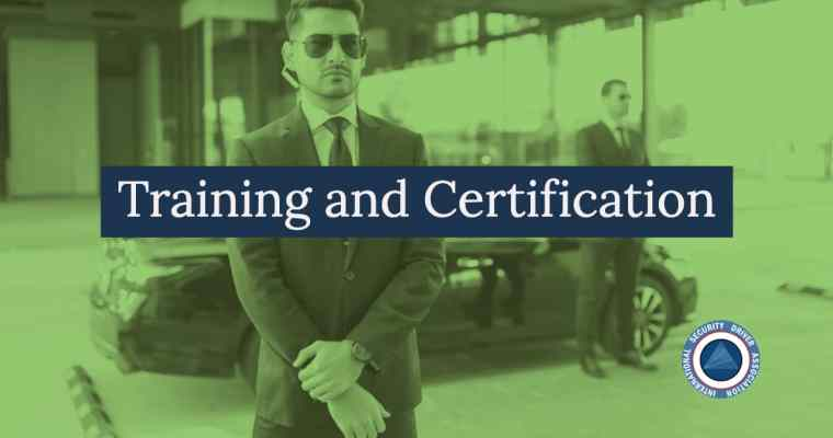 training and certification