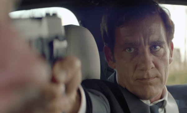 The Escape - Clive Owen BMW