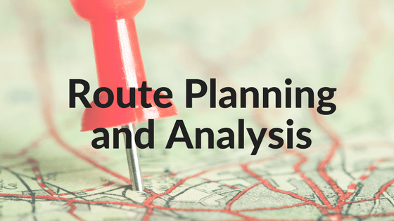 Route Planning and Analysis