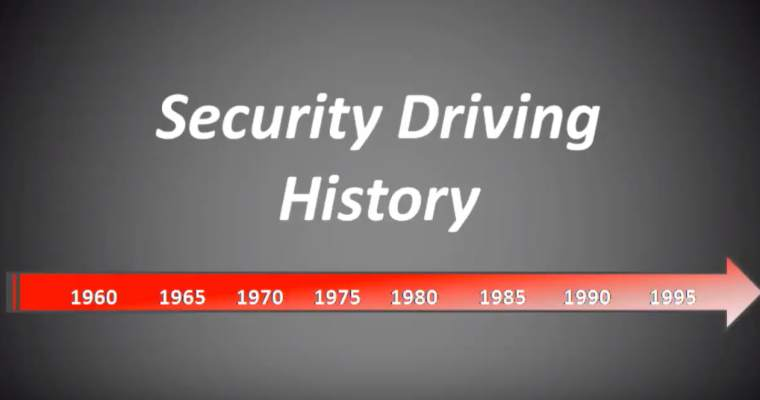 Security Driving History