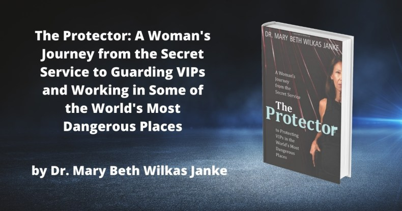 The Protector by Dr. Mary Beth Wilkas Janke