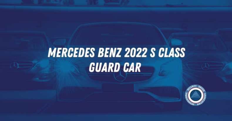 ISDACenterOrg New Mercedes Guard Car