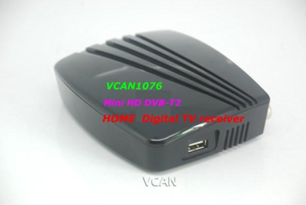 HD mini Home DVB-T2 Digital TV Receiver 1 -