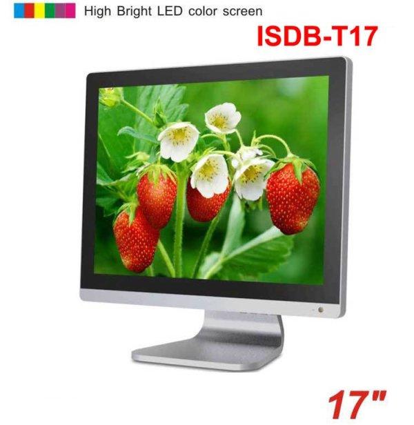 ISDB-T digital VGA LCD TV MPEG4 HD DTV with HDMI USB 1 -