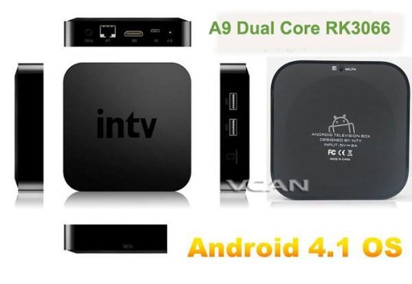 Dual Core Android iptv box iptv receiver 3 -