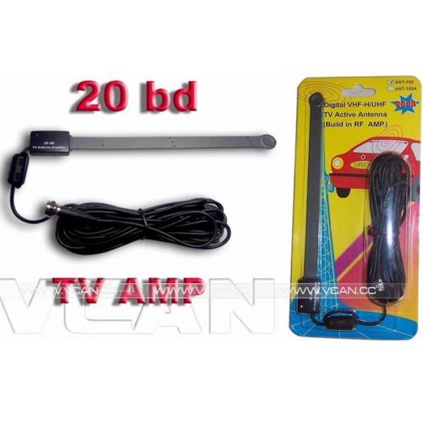 ANT-350 digital TV antenna 3 -