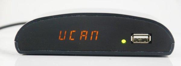 mini Digital TV receiver Set Top Box Home HDTV HDMI USB 5 -