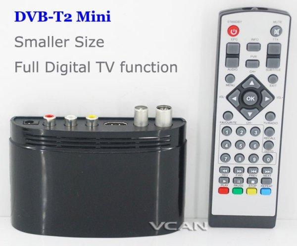 Digital TV receiver Set Top Box Home HDTV HDMI USB 3 -