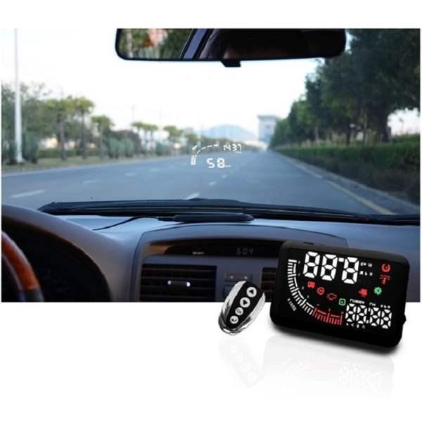 Car head up display Universal 5.5-inch LCD HUD 5 -