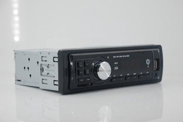 In dash One din Car USB SD MP3 player FM radio 6 -