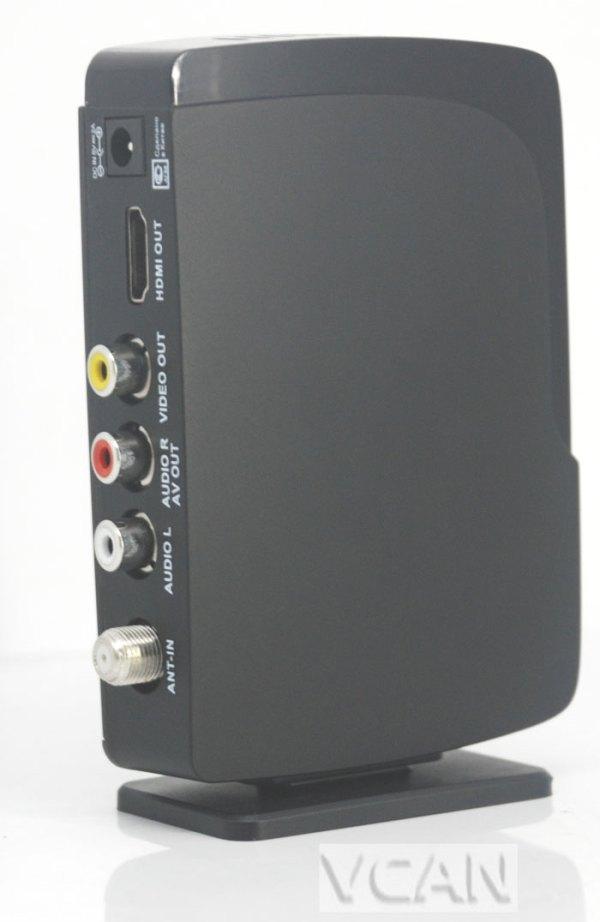 HD ISDB-T Home TV receive box USB support 6 -