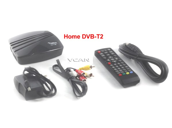 HD mini Home DVB-T2 Digital TV Receiver 5 -